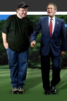 michael moore and a one-term president